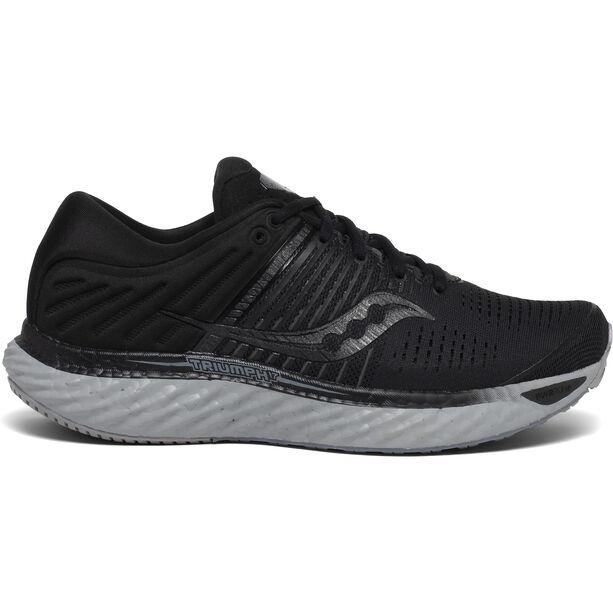 saucony Triumph 17 Schuhe Damen blackout