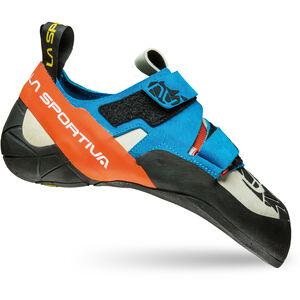 La Sportiva Otaki Climbing Shoes Herren blue/flame blue/flame