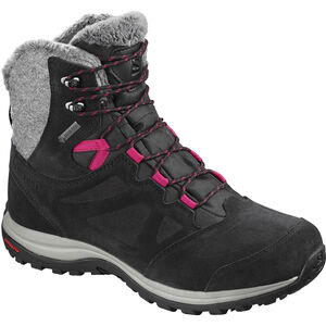 Salomon Ellipse GTX Winter Shoes Damen black/phantom/cerise. black/phantom/cerise.