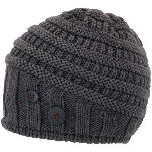Eisbär Cullen Oversize Mütze Damen anthracite anthracite