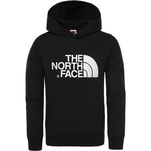 The North Face Drew Peak Kapuzenpullover Kinder tnf black/tnf black tnf black/tnf black