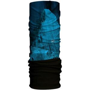 HAD Original Fleece Tube Scarf matterhorn blue/black matterhorn blue/black