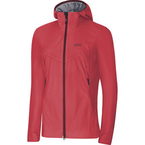 GORE WEAR H5 Windstopper Insulated Hooded Jacket Damen hibiscus pink/chestnut red hibiscus pink/chestnut red