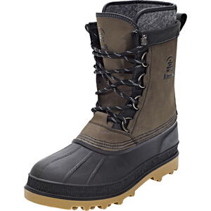 Kamik William Winter Boots Herren charcoal charcoal