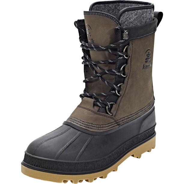 Kamik William Winter Boots Herren charcoal