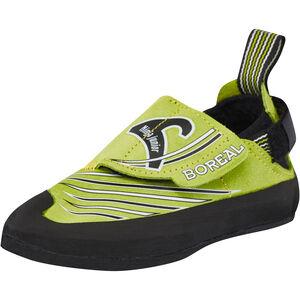 Boreal Ninja Junior Climbing Shoes Kinder verde verde