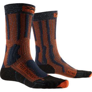 X-Socks Trek Pioneer Socks Herren midnight blue/crimson red midnight blue/crimson red