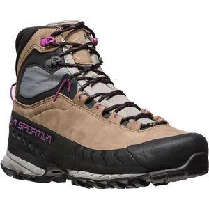 La Sportiva TX5 GTX Shoes Damen taupe/purple taupe/purple