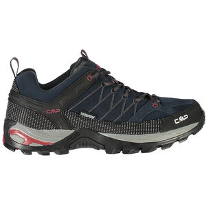 CMP Campagnolo Rigel Low WP Trekking Shoes Herren asphalt-syrah asphalt-syrah