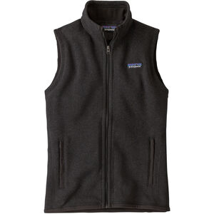 Patagonia Better Sweater Weste Damen black black