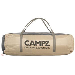 CAMPZ Piemonte 3P Zelt beige/grau beige/grau