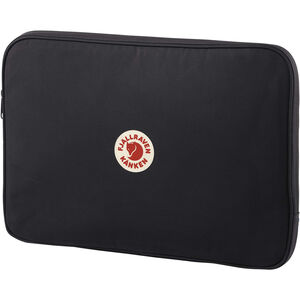 Fjällräven Kånken 15 Laptop Case black black