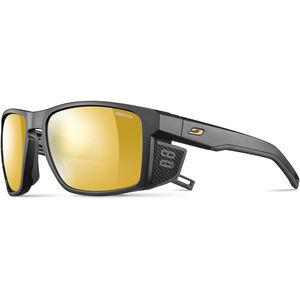 Julbo Shield Zebra Sunglasses Herren black/black black/black