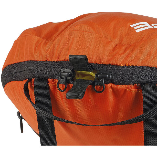 Camp Be Safe Backpack orange