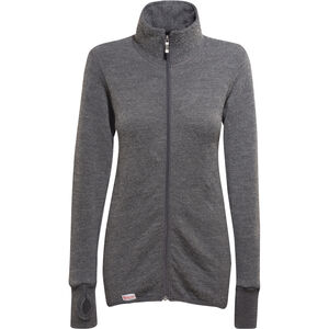 Woolpower 400 Full-Zip Jacket grey