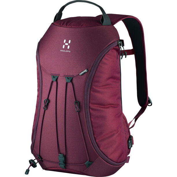 Haglöfs Corker Large Backpack 20 L aubergine