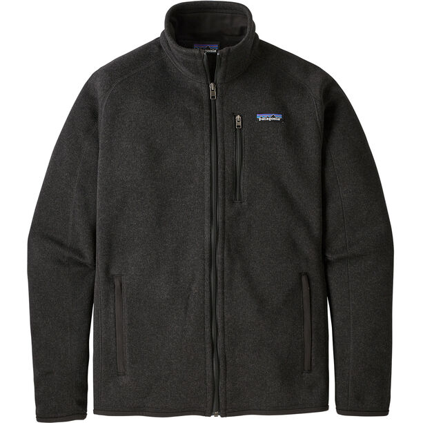 Patagonia Better Sweater Jacke Herren black