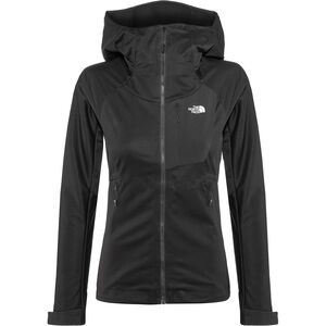 The North Face Impendor Windstopper Hoodie Jacket Damen tnf black tnf black