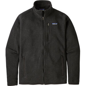 Patagonia Better Sweater Jacke Herren black black
