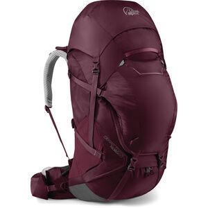 Lowe Alpine Cerro Torre Backpack ND60l Damen fig fig