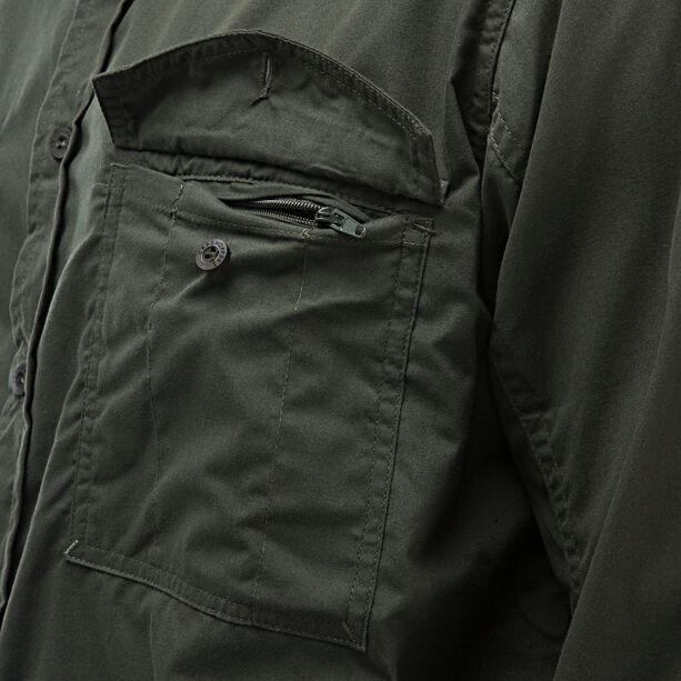 Craghoppers Kiwi Longsleeved Shirt Herren cedar