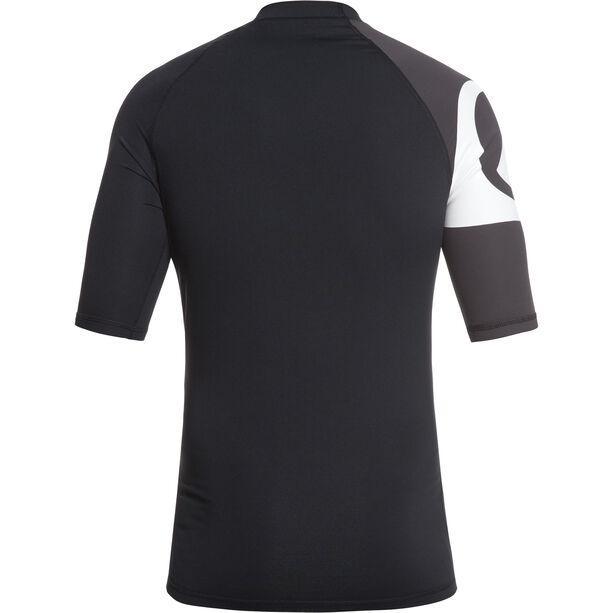 Quiksilver Active SS Shirt Herren black