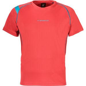La Sportiva Motion T-Shirt Herren cardinal red cardinal red