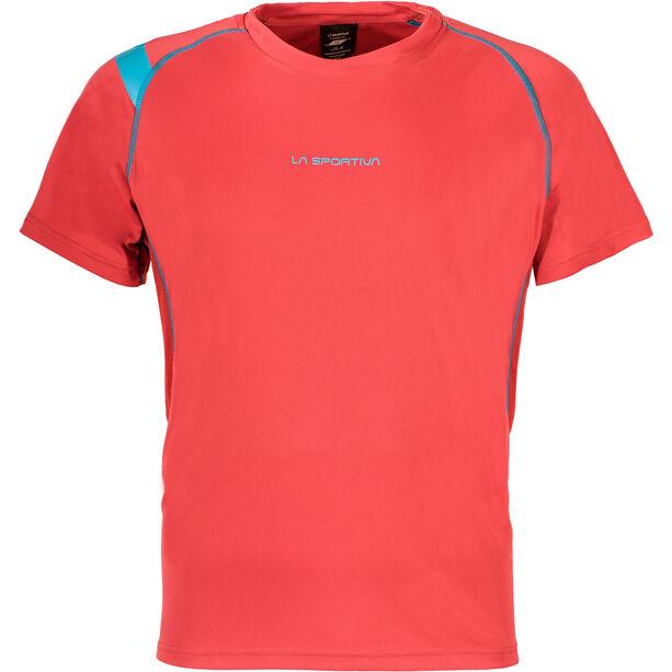 La Sportiva Motion T-Shirt Herren cardinal red