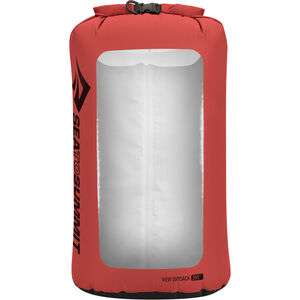 Sea to Summit View Dry Sack 35l red red