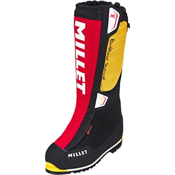 Millet Everest Summit GTX Low Shoes jaune/rouge