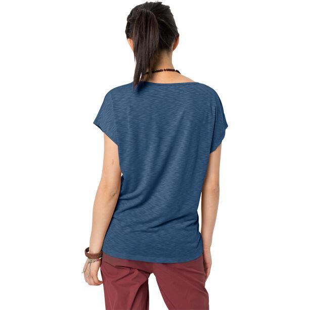 Jack Wolfskin Travel T-Shirt Damen ocean wave
