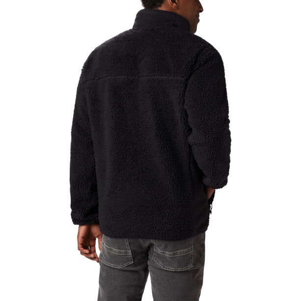 Columbia Winter Pass Full Zip Fleece Jacke Herren black