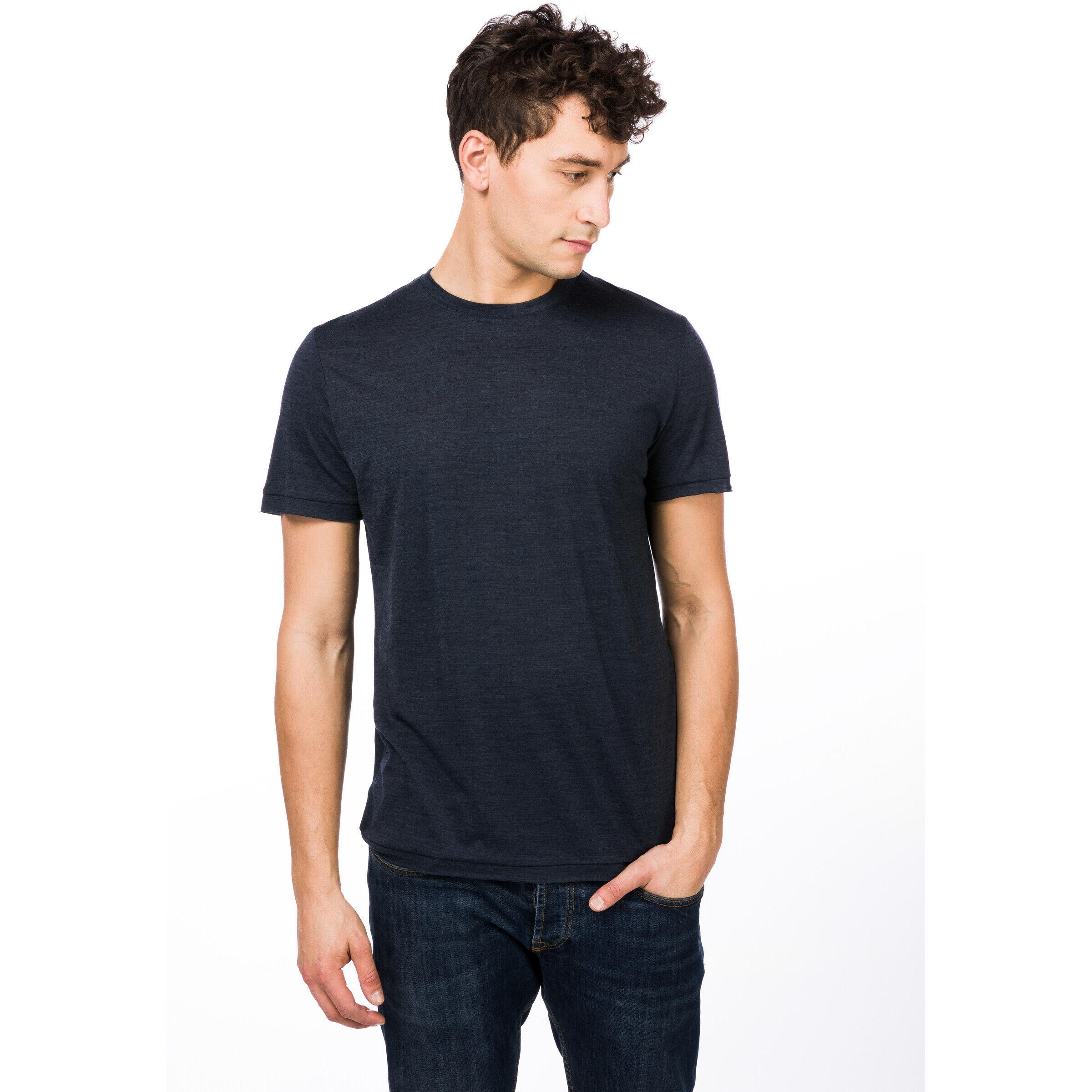 super.natural Everyday T Shirt Herren navy blazer melange
