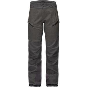PYUA Spur Softshell Pants Damen grey melange grey melange