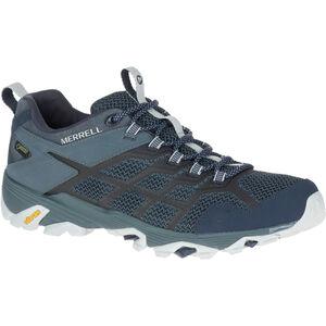 Merrell Moab FST 2 GTX Shoes Herren navy/slate navy/slate