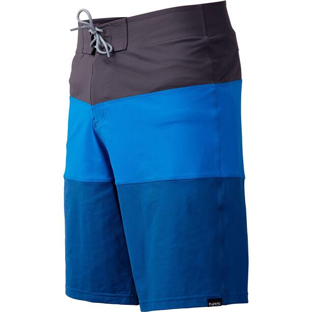 NRS Benny Board Shorts Herren Blue/Gray