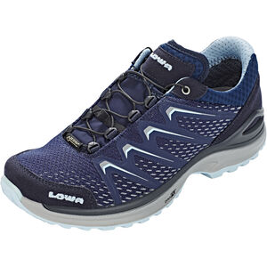 Lowa Maddox GTX Low Shoes Damen navy/iceblue navy/iceblue
