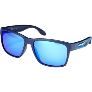 Rudy Project Spinhawk Glasses neo camo blue - rp optics multilaser blue neo camo blue - rp optics multilaser blue