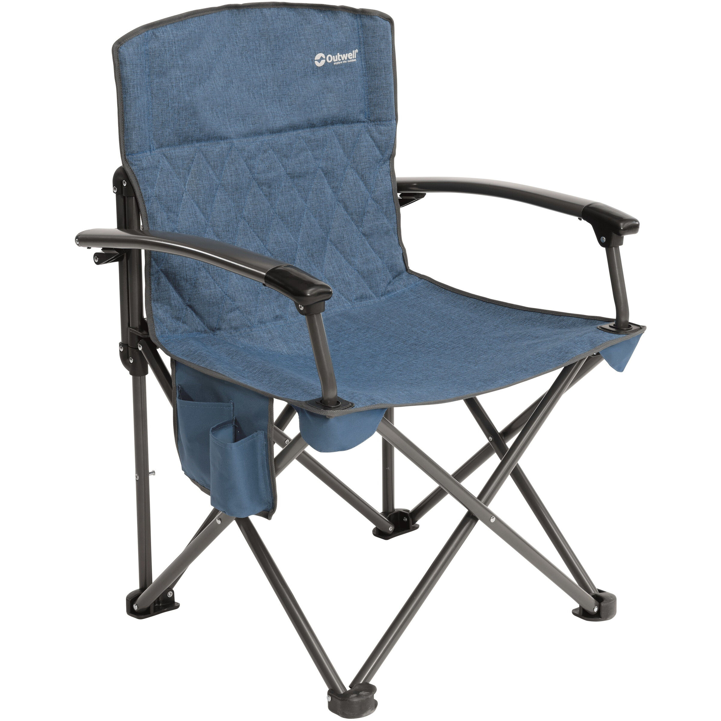 Outwell Casilda Chair Claret 2019 Campingstuhl