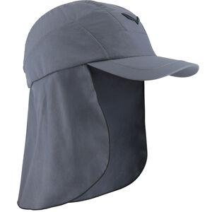 SALEWA Puez Sun Prot Neck Gaitor Cap ombre blue ombre blue
