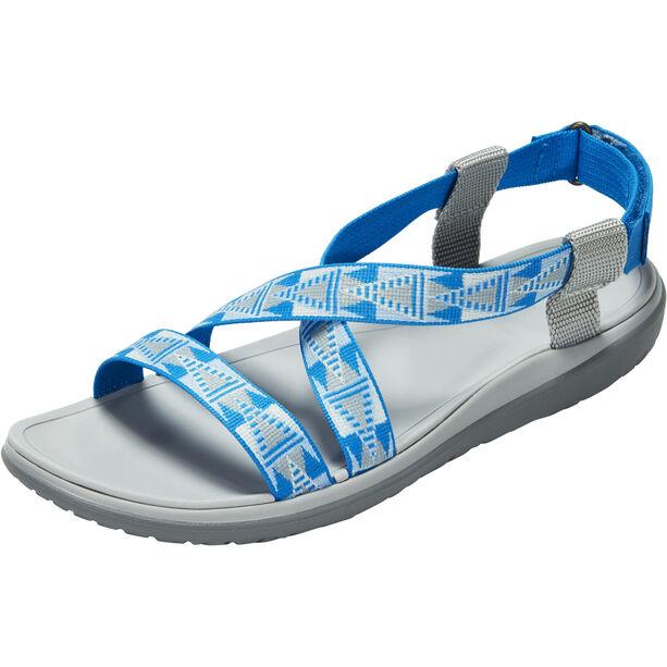 Teva Terra-Float Livia Sandals Damen grey/blue