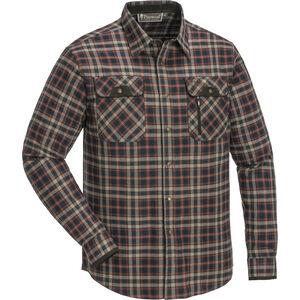 Pinewood Prestwick Shirt Herren darknavy/darkcopper darknavy/darkcopper