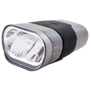 spanninga Axendo 60 Rechargeable Front Light silver silver