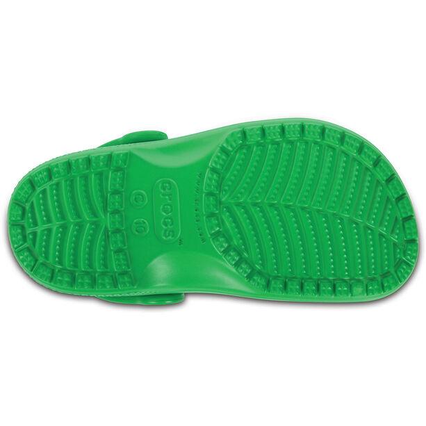 Crocs Classic Clogs Kinder grass green