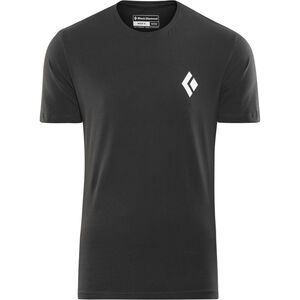 Black Diamond Equipment for Alpinist SS Tee Herren black black