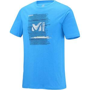 Millet Millet Be Bold TS SS Herren electric blue