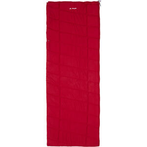VAUDE Navajo 500 Syn Sleeping Bag dark indian red dark indian red