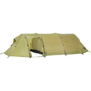 Helsport Spitsbergen Pro 3 Camp Tent green green