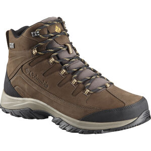 Columbia Terrebonne II Mid Outdry Shoes Herren mud/curry mud/curry