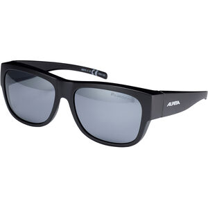 Alpina Overview II P Glasses black matt black matt
